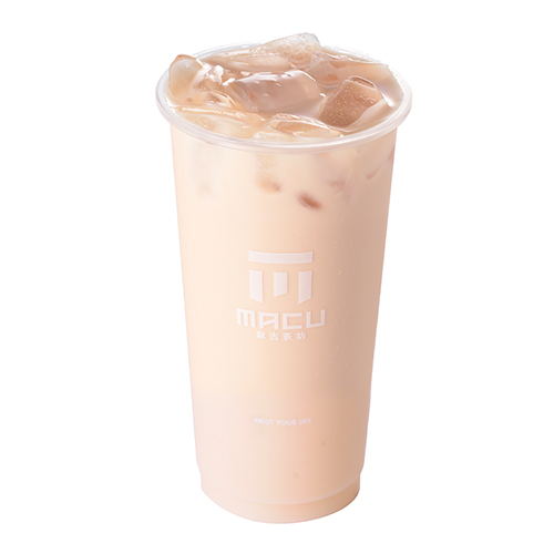 Rose Milk Tea